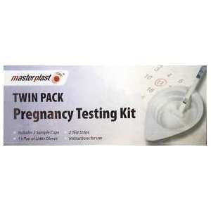 TWIN PACK PREGNANCY KIT: Health & Personal Care