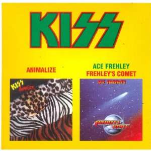 Animalize / Frehleys Comet: Kiss / Ace Frehley: Music