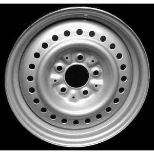 90 95 DODGE GRAND CARAVAN STEEL WHEEL (PASSENGER SIDE)  (DRIVER RIM