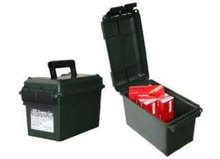 MTM Military Style Ammo Can .50 Caliber Forest Green Dry Boxes