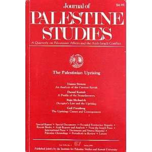 Studies: Vol. XVII, No. 3   Spring 1988: Hisham Sharabi: Books