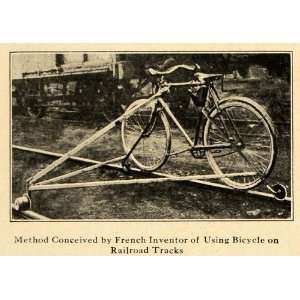 invention railroad track bicycle - photo #4