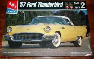 AMT/ERTL 1:16 57 Ford Thunderbird #30064