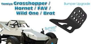 Tamiya Grasshopper, Hornet, FAV, Wild One & Subaru Brat Bumper Upgrade