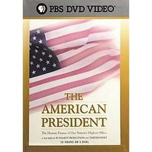Wgbh American President [dvd/5 Disc] Movies & TV