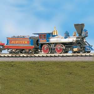 The Frontiersman N Scale Steam Locomotive Train Set by