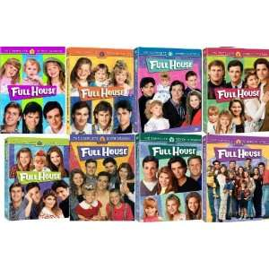32 DVD Set Bob Saget, John Stamos, Dave Coulier Movies & TV