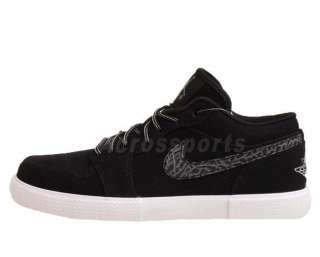 Retro V.1 Black Cool Grey White Elephant Casual Shoes 481177 001
