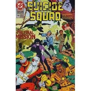Suicide squad (dc comic #66) june 1992: poison ivy: books