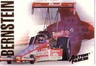 1994 Action Packed NHRA Drag Racing Set JOHN FORCE