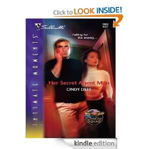Secret Agent Man (Charlie Squad) Cindy Dees  Kindle Store