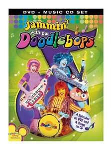 Jammin with the Doodlebops DVD, 2009