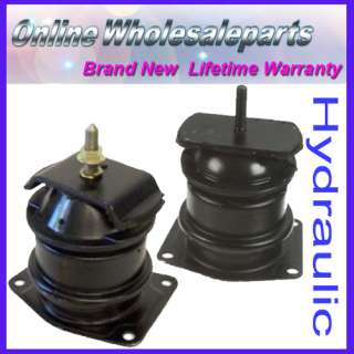 98 03 Honda Accord Acura TL #M082 Front & Rear Engine Motor Mounts