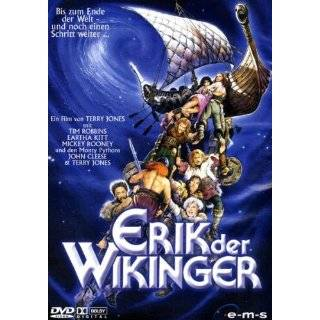 Erik the Viking ~ Tim Robbins, John Cleese, Mickey Rooney and Eartha