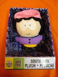 South Park Trebellos 2001 Wendy Plush Figure MIB RARE