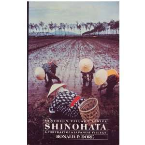 Shinohata (9780394738437): Ronald Dore: Books