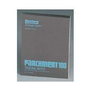 Parchment Transparent Tracing Paper, 14 x 17, 50 Sheets