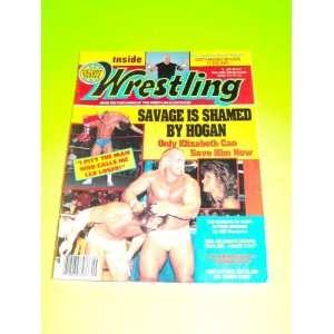 Dusty Rhodes, Lex Lugar, Hulk Hogan vs Macho Man Randy