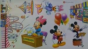 new WALL DECOR STICKER Mickey MINNIE Disney nursery Baby DECALS kids