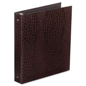 ProFormance Crocodile Embossed Ring Binder   1 Capacity