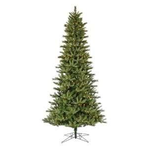 Waconia Slim Pine Pre lit Warm White LED Christmas Tree