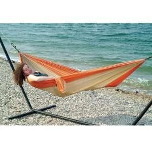 Nylon Portable Outdoor Camping and Patio Hammock