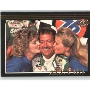1992 Maxx Black Racing Card # 232 Harry Gant AP   NASCAR Trading Cards