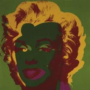 Andy Warhol   Marilyn Monroe, 1967 (green)