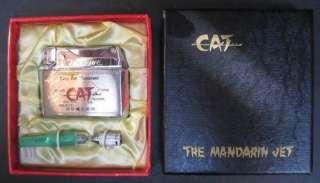 1950s Civil Air Transport CAT / CIA Cigarette Lighter NEW NOS