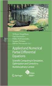 Applied and Numerical Partial Differential Equations Scientific