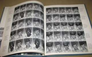 Campbell Army Training Yearbook   Company D, 3d Bn.,1st Bde, Vietnam