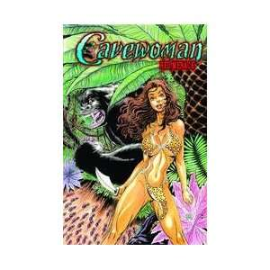 Cavewoman Red Menace One Shot: Rob Durham: Books
