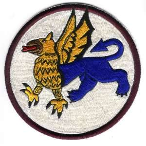 50th Bomb Squadron 46th bomber group 5.25 Patch