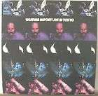 Weather Report Live In Tokyo/SOPJ12 13​ XR/Mint (2LPS)