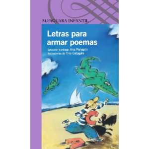 Letras para armar poemas (Letters to Build Poems
