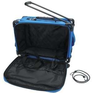 TUTTO Machine On Wheels Case 20X13X9 Blue: Arts, Crafts