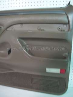 Interior Door Panel RH Side Ford Truck Pickup Bronco F150 F250 F350