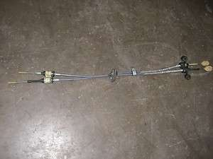 Cobalt SS Transmission Shifter Linkage Cables MU3 8