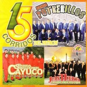 Sinaloense Cayuco, Juan Huerta Y Su Banda Sierra Sinaloense Music