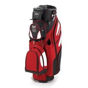 New Bag Boy 2012 Revolver LE Golf Cart Bag (Red/Black