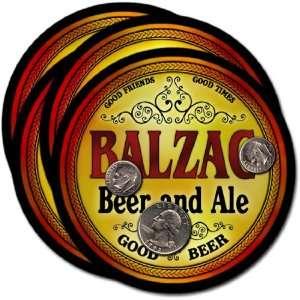 Balzac , CO Beer & Ale Coasters   4pk: Everything Else