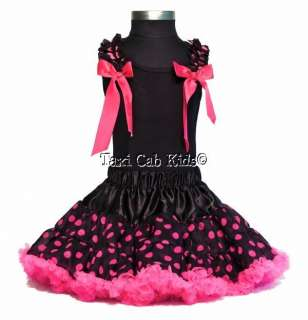 Tutu Pettiskirt Outfit * Minnie Mouse * Birthday Party * Halloween