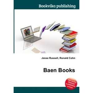 Baen Books Ronald Cohn Jesse Russell Books