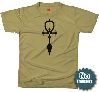 Vampire Ankh True Symbol Blood Goth Tee New T shirt