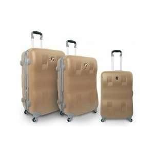 Heys USA Eco Case Recycled Plastic Luggage   Set of 3