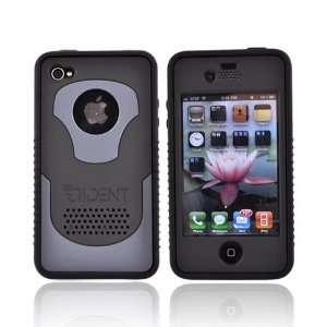 For Trident Cyclops iPhone 4 Hard Case Cover BLACK