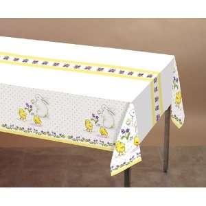 Classic Easter Paper Banquet Table Covers   Recycled