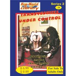 Transvestites Under Control   Transvestite Novel   NWL28