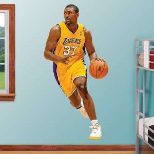 NBA Los Angeles Lakers Ron Artest Vinyl Wall Graphic Decal