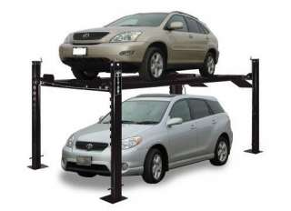 METRO 7000lb. 4 POST HOIST AUTO LIFT CAR LIFT AUTO LIFT